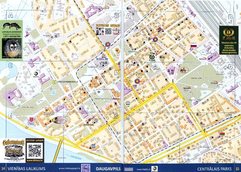 Jana Seta Map Shop maps plans guides albums dictionaries
