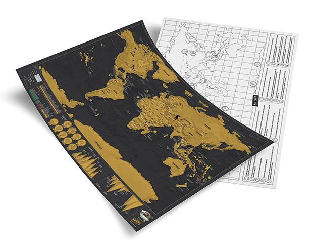 Maps wall maps scratch map deluxe travel edition gumiabroncs Image collections