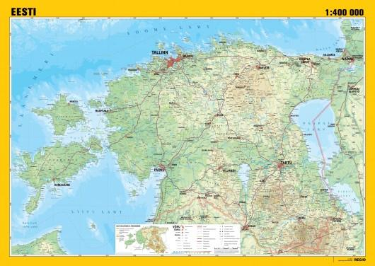 Maps - Wall Maps